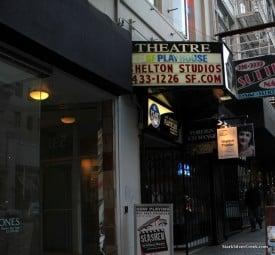SF Playhouse San Francisco. Photo: Clinton Stark.