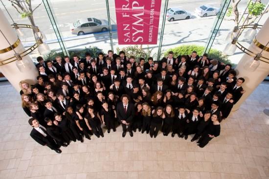 The San Francisco Symphony Youth Orchestra (SFSYO)