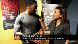Joshua Elijah Reese - The Brothers Size - Magic Theatre