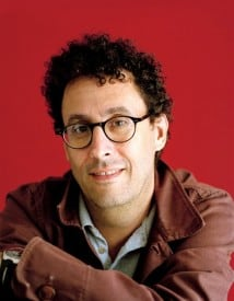 Playwright Tony Kushner