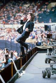 Bono @ Live Aid 1985: Insurance companies sweated it out.