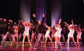 Burn the Floor - Longacre Theatre