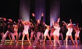 Burn the Floor - Longacre Theatre