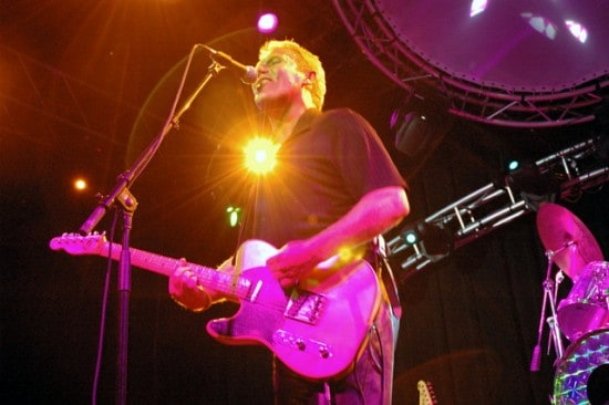 Dave Wakeling of The English Beat. Photo by Eugene Iglesias.