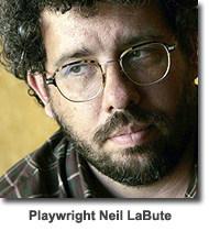 Playwright Neil Labute
