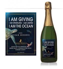 I am the Ocean - Iron Horse Vineyards