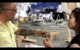 Video thumbnail for youtube video Poetic electro-mechanical audio system @01SJ Zero One | Stark Insider