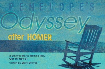 Central Works presents 'Penelope's Odyssey' at the Berkeley City Club