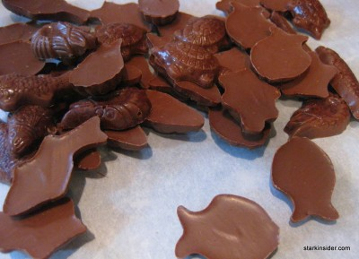 Fish Chocolates