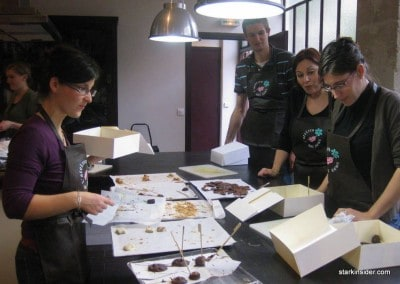 Atelier des Sens Paris Chocolate Making Class