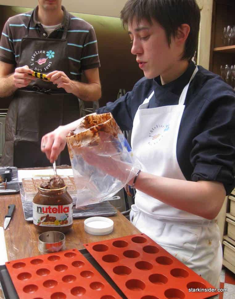 Atelier des Sens Paris Chocolate Making Class