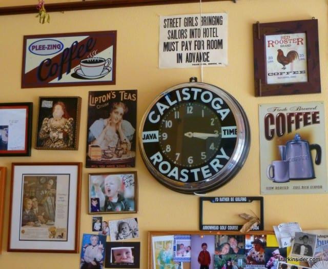 Calistoga Roastery