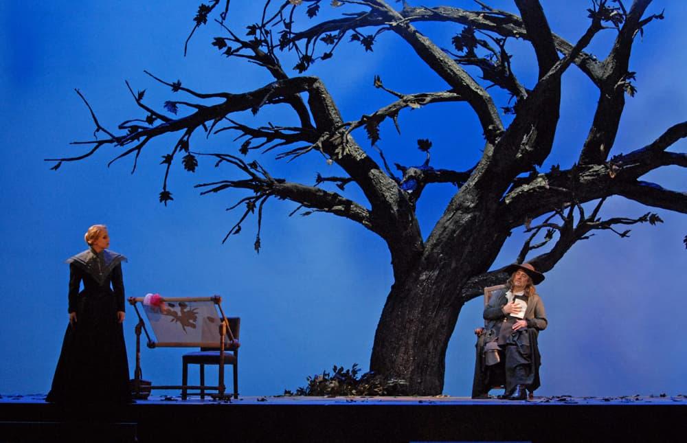 Plácido Domingo as Cyrano de Bergerac Marie-Noëlle Robert