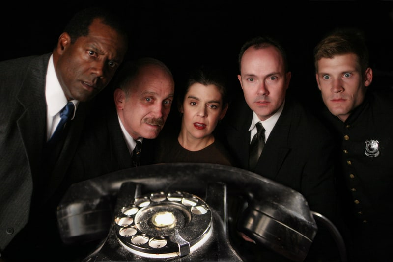 Dial M for Murder - Hillbarn Theatre