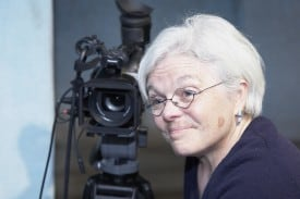 Filmmaker Nancy Kelly