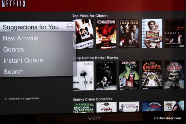 Netflix PS3 App review