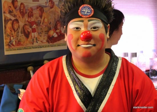Ringley Circus Clown