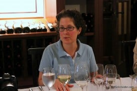 Winemaker Janet Myers talks about the current vintage.