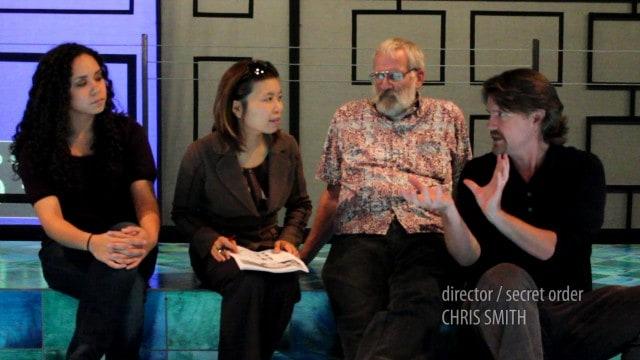 Secret Order - San Jose Repertory Theatre