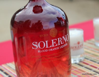 Solerno Blood Orange Liquor Launch Party