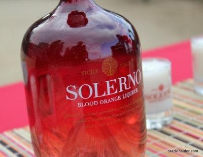 Solerno Blood Orange Liquor Launch Party