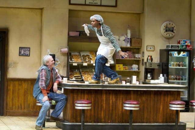 Superior Donuts at TheatreWorks