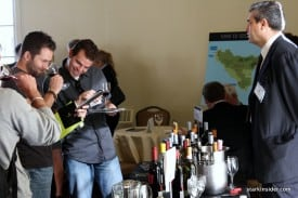 Five Sicilian wineries made their U.S. debut in San Francisco last week.