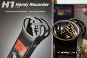 Zoom H1 Handy Recorder - First Impressions