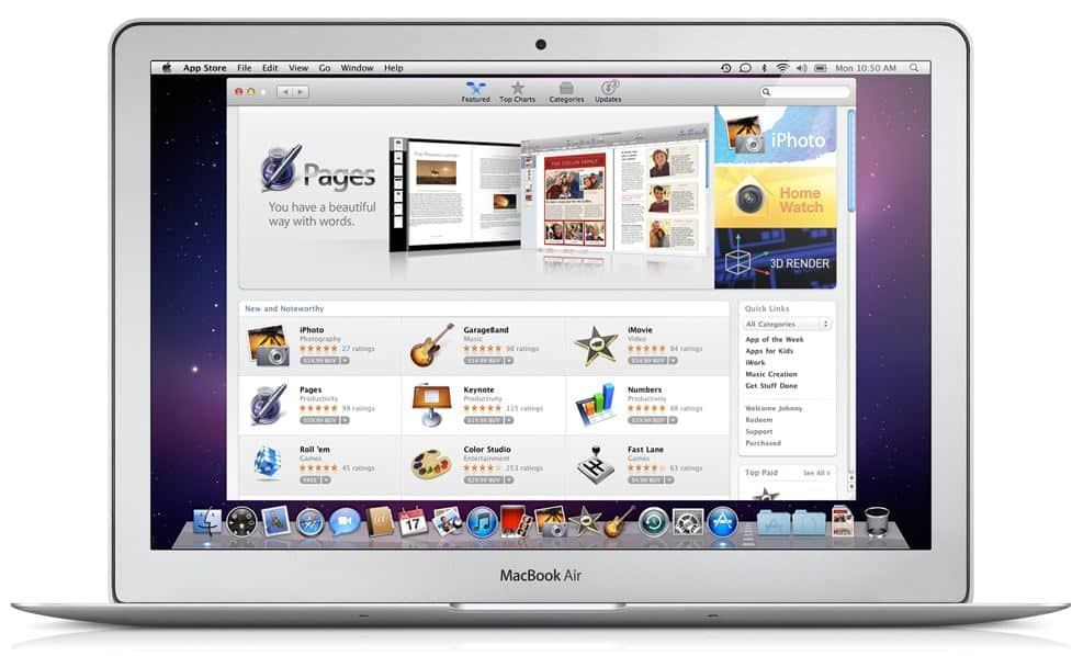 Mac App Store - future of the OS?