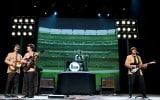 Broadway San Jose presents RAIN, a Tribute to Beatles. Photo credit: Cylla von Tiedemann