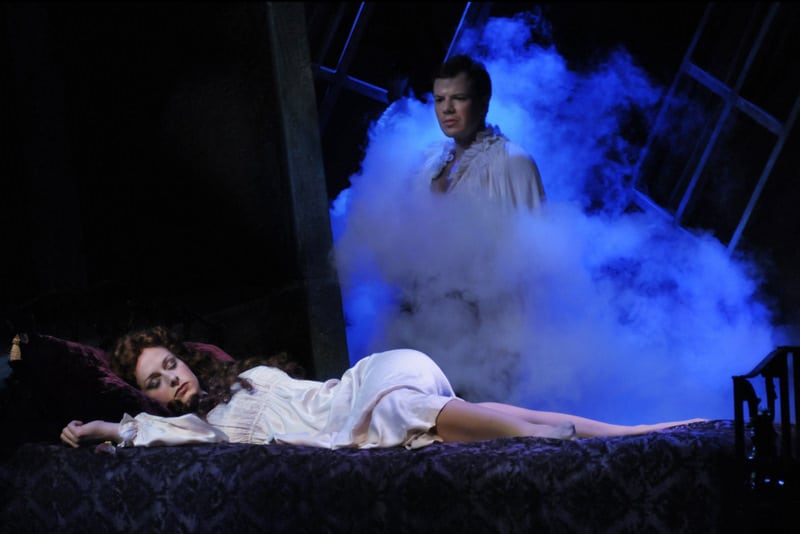 Dracula, Center REP Theatre - Walnut Creek