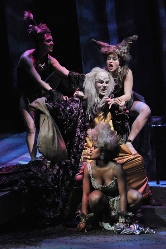 Dracula, Center REP Theatre - Walnut Creek
