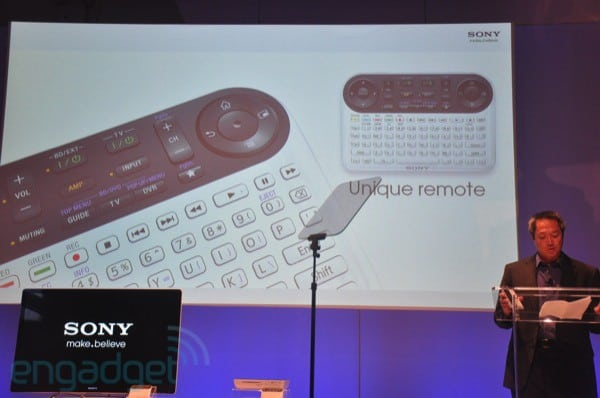 Sony Internet TV - Google powered