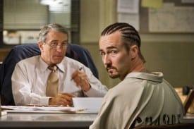 Robert DeNiro and Edward Norton star in Overture Films' STONE.