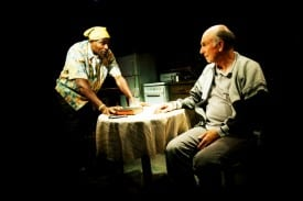 Carl Lumbly* and Charles Dean* - Sunset Unlimited - *Courtesy of Actors' Equity  Photos by Jessica Palopoli