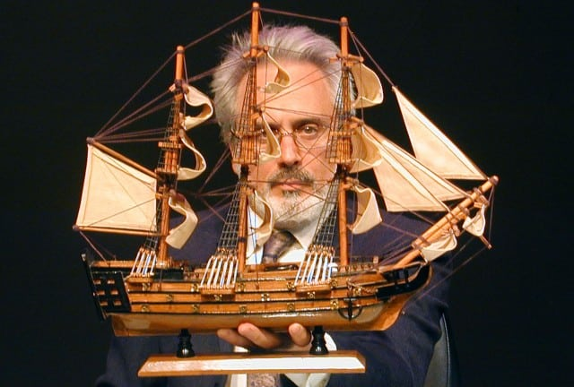 David Sinaiko stars as Prospero in Cutting Ball Theater's THE TEMPEST