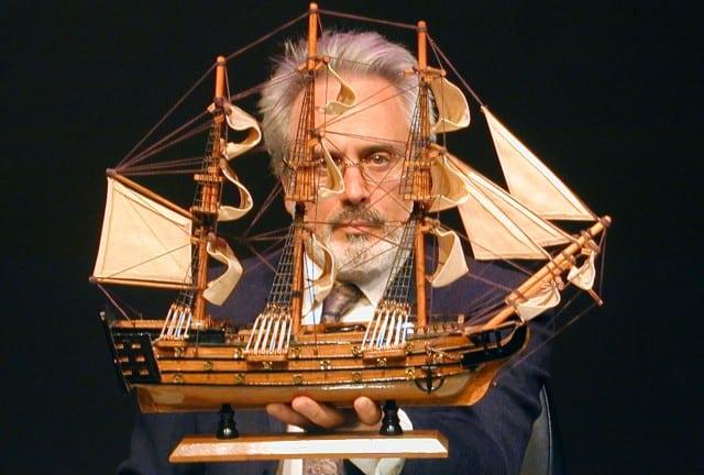 David Sinaiko stars as Prospero in Cutting Ball Theater's THE TEMPEST