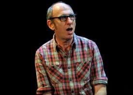 David Cale stars in Aurora Theatre Company's Bay Area Premiere of PALOMINO  Photo by David Allen
