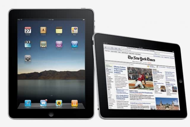Wired names Apple iPad mobile product of the year