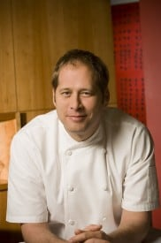 David Kinch, one of six star chefs for the Napa Truffle Festival