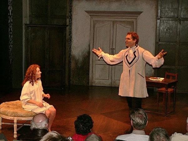 Maggie Mason proposal Magic Theatre