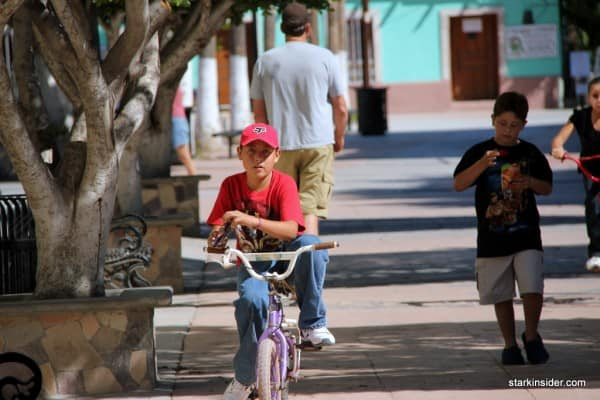 Daily life in Loreto, Baja