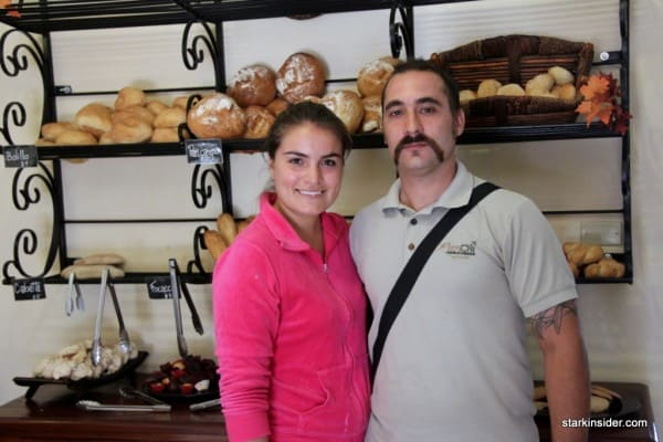 Owners of Pen Oli, the next generation of Loreto entrepreneurs