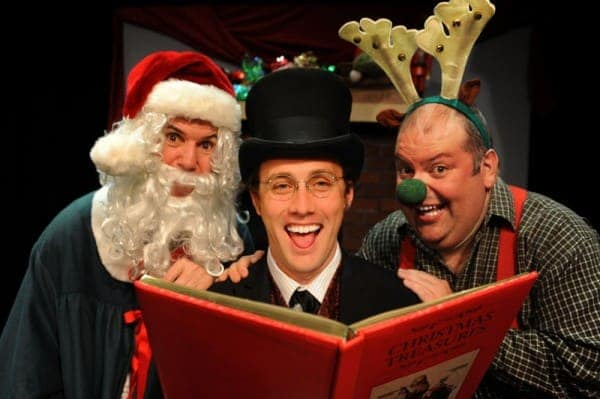 Ho-Ho-Whole Lotta Talent: 'Every Christmas Story Ever Told' at San ...
