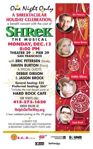 Shrek Holiday Cabaret