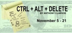 CTRL + ALT + DELETE at Pear Avenue Theatre Mountain View