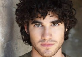 Darren Criss debuts on Glee