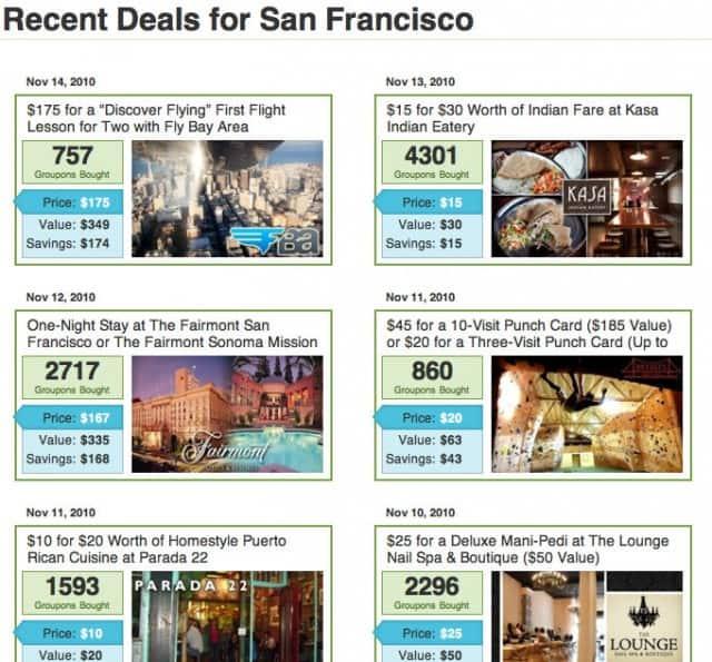 Groupon San Francisco