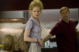 Still of Nicole Kidman and Aaron Eckhart in Rabbit Hole. Photo by DAVID GIESBRECHT – © 2010 - Lionsgate.