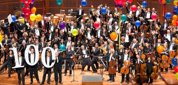 San Francisco Symphony celebrates its Centennial